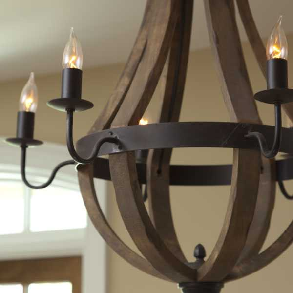 Druin Hill Chandelier 2