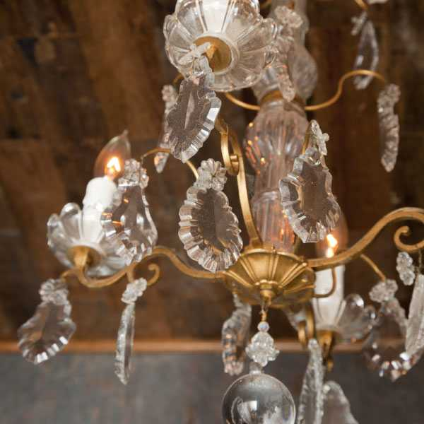 Druin Hill Chandelier 3