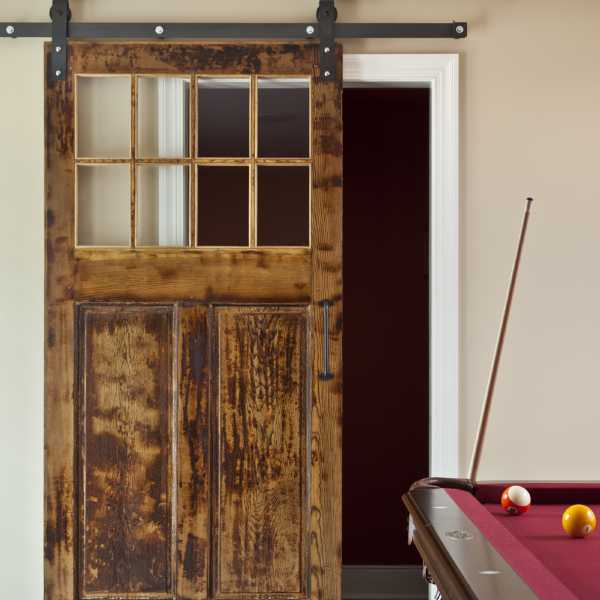 Windsor Farms Upcycled Carriage Door